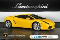 Used 2004 Lamborghini Gallardo For Sale Richardson,TX | Stock# LT1407 VIN: ZHWGU11S34LA01019