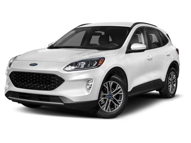 Photo 2020 Ford Escape SEL - Ford dealer in Amarillo TX  Used Ford dealership serving Dumas Lubbock Plainview Pampa TX