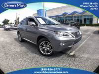 Used 2013 LEXUS RX 450h Base For Sale in Orlando, FL (With Photos) | Vin: JTJBC1BAXD2064551