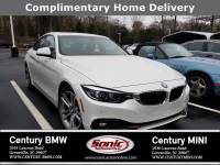 Certified Used 2018 BMW 4 Series Gran Coupe in Greenville, SC