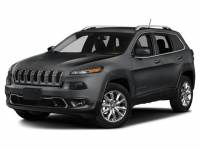 Pre-Owned 2017 Jeep Cherokee Limited 4x4 SUV in Denver