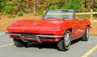 1963 Chevrolet Corvette Stingray Convertible -