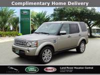 Used 2011 Land Rover LR4 LUX in Houston