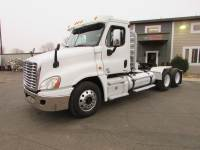 Used 2012 Freightliner Cascadia Tractor Trailer W/Wet Kit