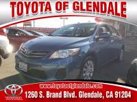 Used 2013 Toyota Corolla, Glendale, CA, Toyota of Glendale Serving Los Angeles