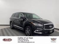 Pre-Owned 2017 INFINITI QX60 AWD VIN5N1DL0MM3HC546187 Stock NumberSHC546187