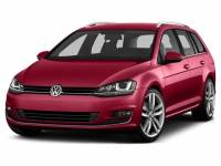 2015 Volkswagen Golf SportWagen TSI S 4-Door