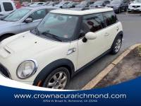 Pre-Owned 2009 MINI Cooper S Base in Richmond VA
