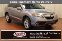 Pre-Owned 2014 Acura RDX Tech Pkg in Fort Myers