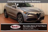 Pre-Owned 2018 Alfa Romeo Stelvio AWD in Fort Myers