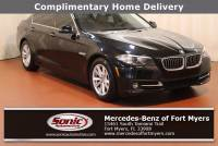 Pre-Owned 2015 BMW 528i 528i xDrive in Fort Myers