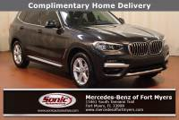 Pre-Owned 2020 BMW X3 sDrive30i in Fort Myers