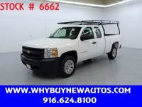 2013 Chevrolet Silverado 1500 ~ Extended Cab ~ Only 51K Miles!