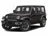 Pre-Owned 2020 Jeep Wrangler Unlimited Sahara VIN 1C4HJXEN6LW159944 Stock Number 13686P