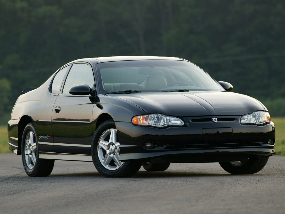 Photo 2004 Chevrolet Monte Carlo SS Coupe In Clermont, FL