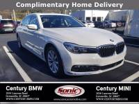 Certified Used 2018 BMW 7 Series Sedan in Greenville, SC