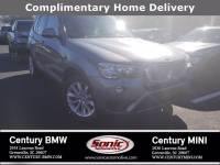 Pre-Owned 2017 BMW X3 SAV in Greenville, SC