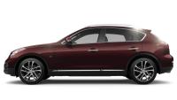 Pre-Owned 2017 INFINITI QX50 RWD