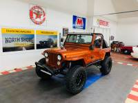 1986 Jeep CJ-7 - CUSTOM BUILD - 3.4L VORTEC SWAP - SEE VIDEO -