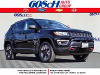 Used 2018 Jeep Compass Trailhawk SUV