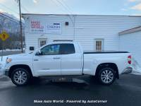 2014 Toyota Tundra Limited 5.7L Double Cab 4WD 6-Speed Automatic