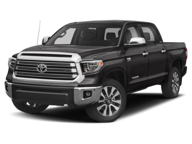 Photo Used 2019 Toyota Tundra 4WD Limited CrewMax 5.5 Bed 5.7L