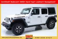 2018 Jeep Wrangler Unlimited Rubicon SUV