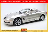Used 2003 Mercedes-Benz SL-Class SL 500 Convertible For Sale in Bedford, OH