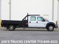 2014 Ford Super Duty F-550 DRW XL