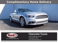 2017 Ford Mustang EcoBoost Premium (EcoBoost Premium Fastback) Coupe in Clearwater