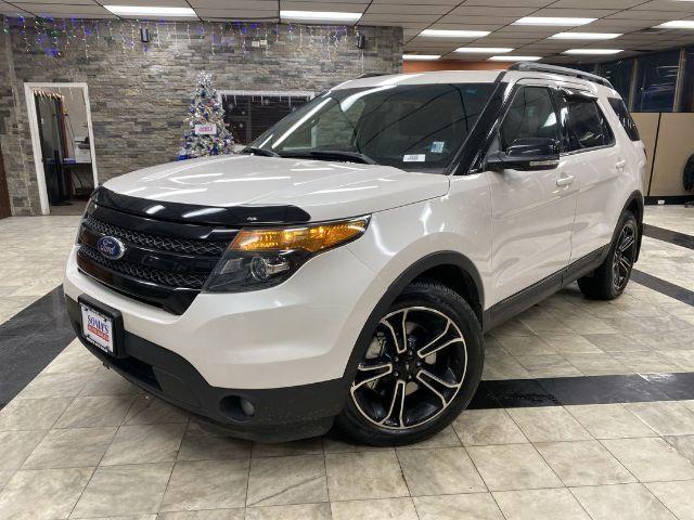 Photo 2015 Ford Explorer Sport