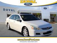 Used 2007 Honda Accord For Sale in Jacksonville at Duval Acura | VIN: 1HGCM66867A017991