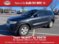 Used 2012 Jeep Grand Cherokee Laredo SUV