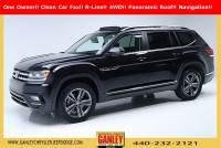 Used 2019 Volkswagen Atlas 3.6L V6 SEL R-Line SUV For Sale in Bedford, OH