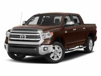 Used 2017 Toyota Tundra 2WD 1794 Edition CrewMax 5.5' Bed 5.7L FFV