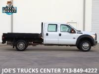 2012 Ford Super Duty F-550 DRW XL