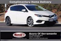 Used 2017 Toyota Corolla iM Base For Sale in Colma CA | Stock: THJ543294 | San Francisco Bay Area
