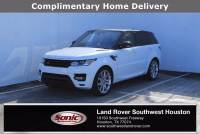 Used 2016 Land Rover Range Rover Sport Autobiography in Houston