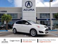 Pre-Owned 2013 Ford C-Max Hybrid SEL Hatchback in Fort Pierce FL