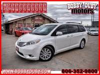 2015 Toyota Sienna Ltd - Toyota dealer in Amarillo TX – Used Toyota dealership serving Dumas Lubbock Plainview Pampa TX