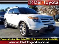 Used 2013 Ford Explorer Limited For Sale in Thorndale, PA | Near West Chester, Malvern, Coatesville, & Downingtown, PA | VIN: 1FM5K8F85DGC04104
