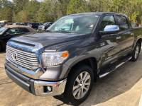Used 2015 Toyota Tundra 2WD CrewMax Short Bed 5.7L Limited