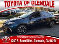Used 2018 Toyota Corolla for Sale at Dealer Near Me Los Angeles Burbank Glendale CA Toyota of Glendale | VIN: 5YFBURHE6JP821841