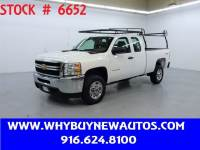 2013 Chevrolet Silverado 2500HD ~ 4x4 ~ Extended Cab ~ Only 52K Miles!
