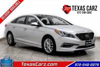 2015 Hyundai Sonata Limited for sale in Carrollton TX