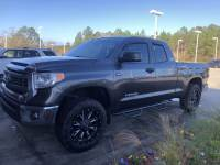 Used 2014 Toyota Tundra 4WD Double Cab Standard Bed 5.7L FFV V8 SR5