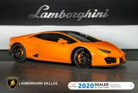 Used 2019 Lamborghini Huracan 580-2 For Sale Richardson,TX | Stock# 21L0358A VIN: ZHWUC2ZF6KLA12113