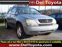 Used 2002 LEXUS RX 300 4DR AWD For Sale in Thorndale, PA | Near West Chester, Malvern, Coatesville, & Downingtown, PA | VIN: JTJHF10U520241904