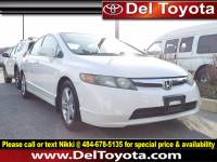 Used 2008 Honda Civic EX-L For Sale in Thorndale, PA | Near West Chester, Malvern, Coatesville, & Downingtown, PA | VIN: 2HGFA16968H330334