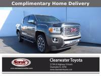 2017 GMC Canyon 4WD Denali (4WD Crew Cab 128.3 Denali) Truck Crew Cab in Clearwater